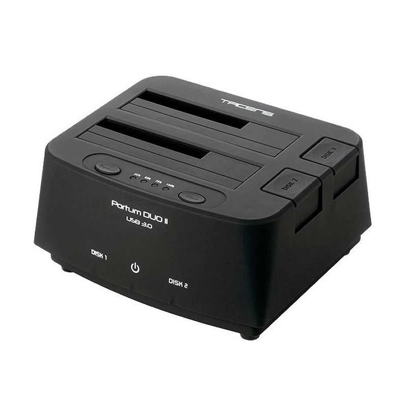 Tacens Portum Duo 2 USB 3.0 Dock Station
