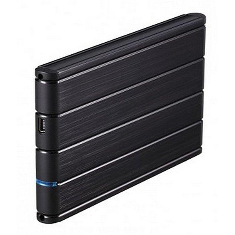 """TooQ TQE-2530B caja HDD 2.5"""" SATA3 USB 3.0 Negra"""