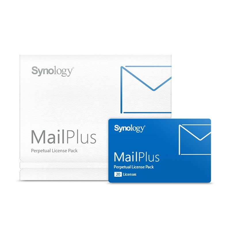 SYNOLOGY MailPlus License Pack 20