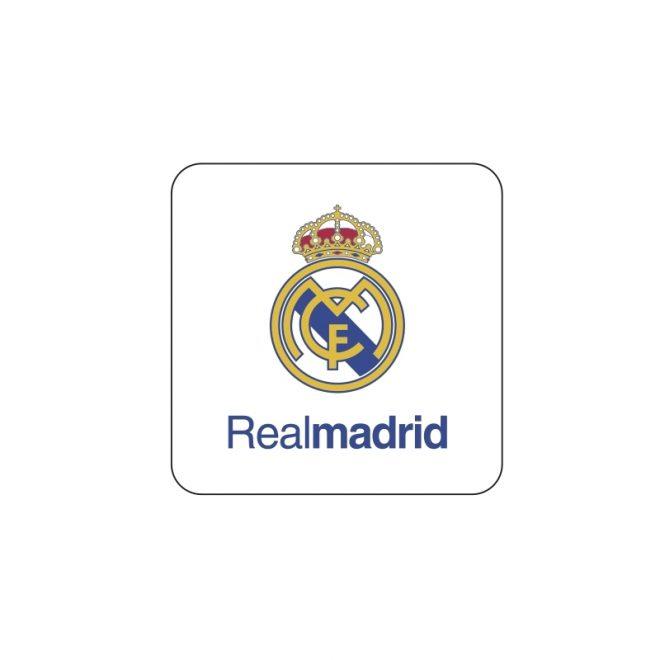 Real Madrid Smart Sticker Escudo