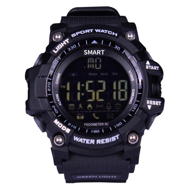 Brigmton BWATCH-G1 SmartWatch IP67 Negro