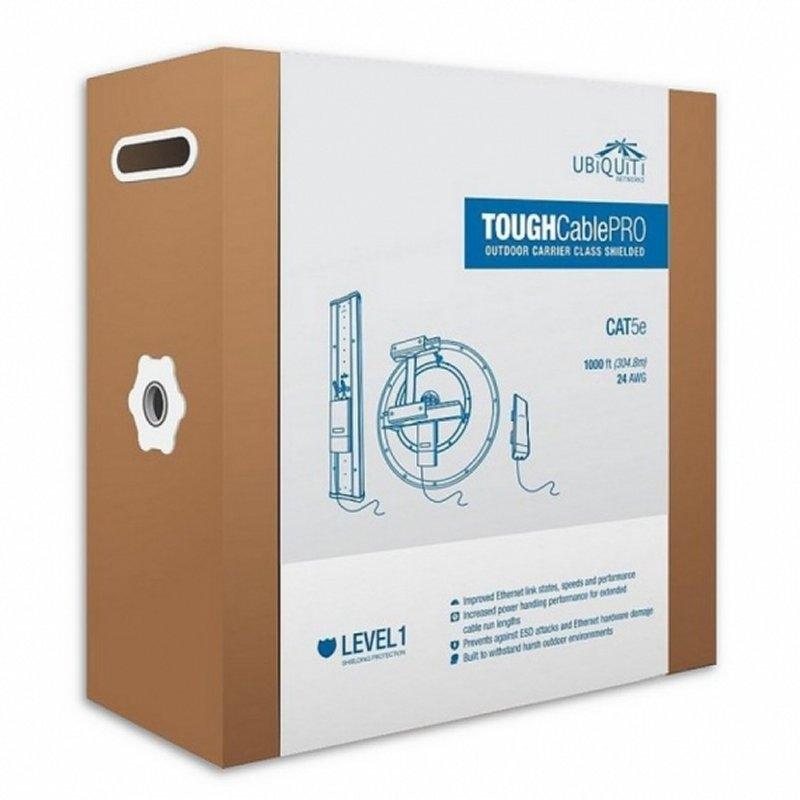 Ubiquiti TC-PRO 5e Blindado Level 1 305Mts