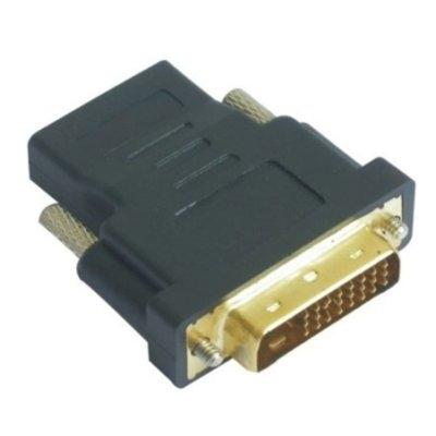 CONVERSOR DVI-D MACHO/HDMI HEMBRA