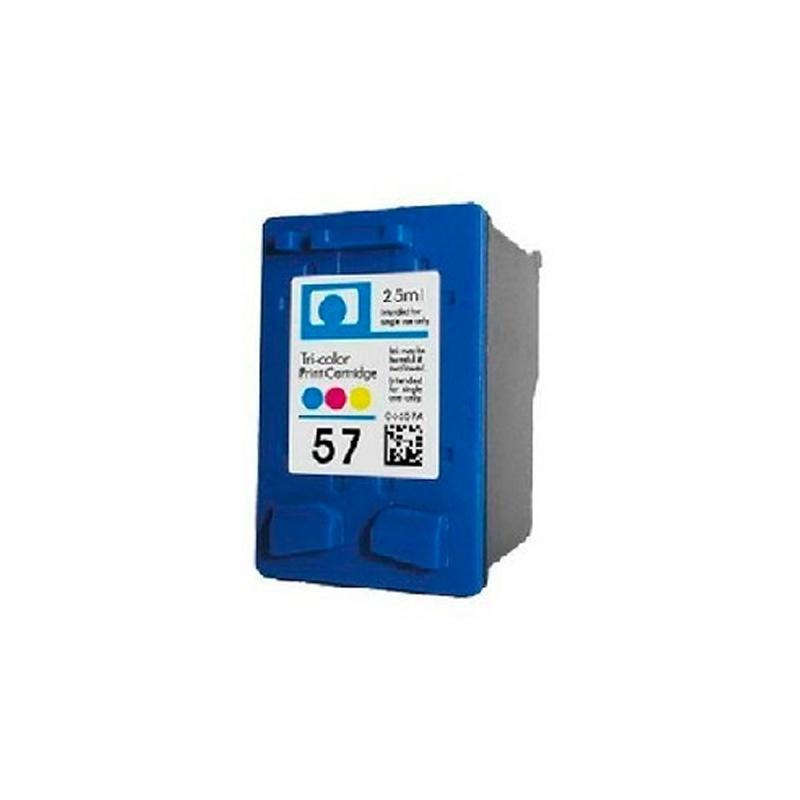 INKOEM Cartucho Reciclado HP N57 Color C6657A