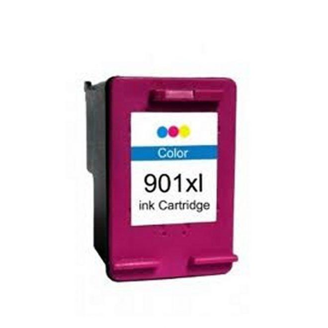 INKOEM Cartucho Reciclado HP N901 XL COLOR