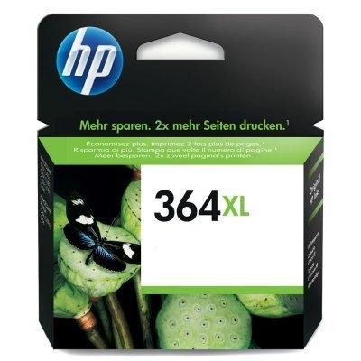 HP 364XL Cartucho Negro CN684EE