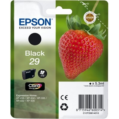 Epson Cartucho T2981 Negro