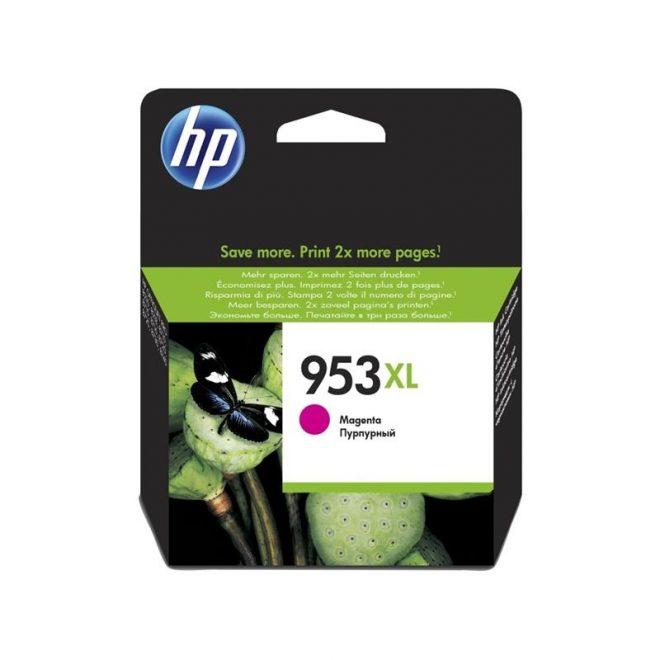 HP 953XL Cartucho Magenta F6U17AE  Officejet 8710