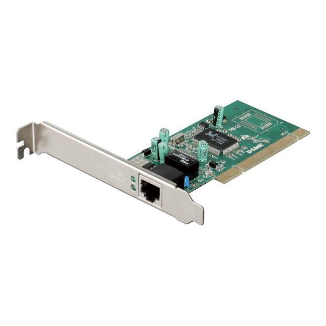 D-Link DGE-528T Tarjeta Red Gigabit PCI LP