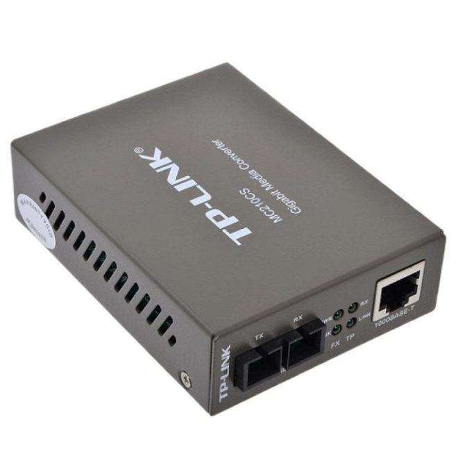 TP-LINK MC210CS Conversor Medios Mono Modo 15Km