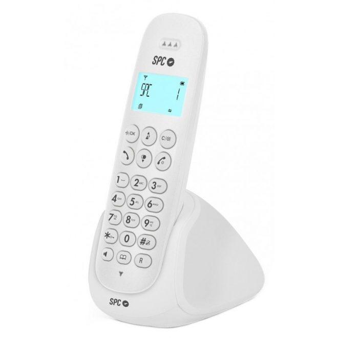 SPC 7310B Telefono DECT ART Blanco