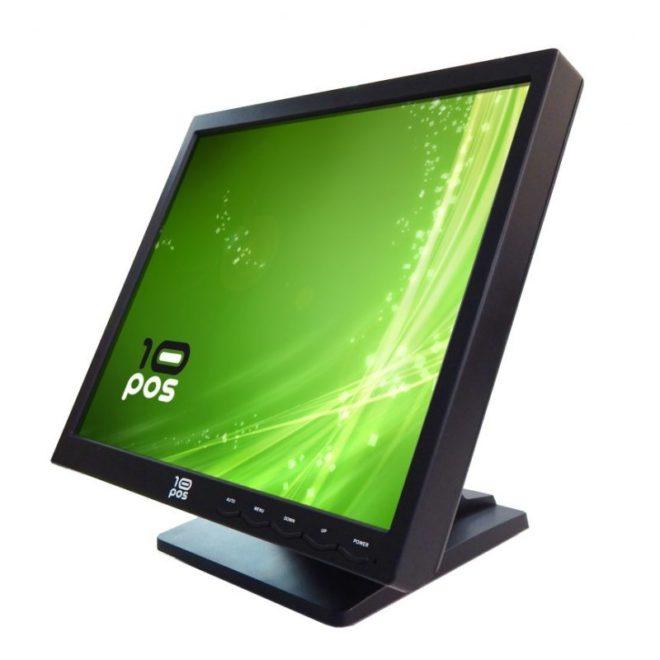 10POS TS-17 Monitor Táctil 17'' Negro