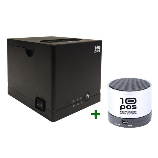 10POS Impresora Térmica RP-9N Usb+RS232+Altavoz