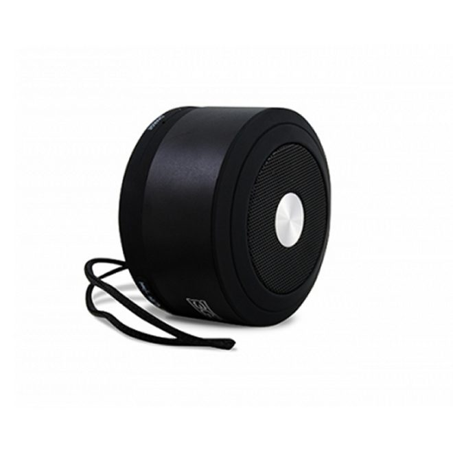 3GO Altavoz Tempo Bluetooth 4.0 Micro sd Negro