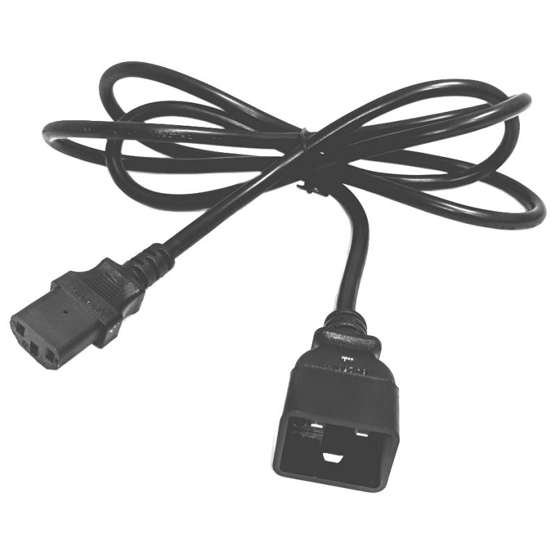 Salicru  Cable salida IEC C13/C20 1