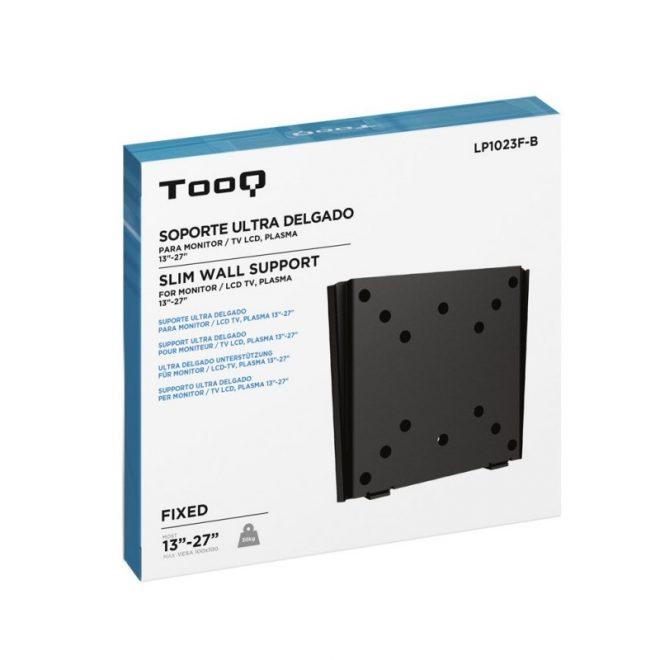 "Tooq LP1023F-B Soporte TV 13""-27"" Negro"