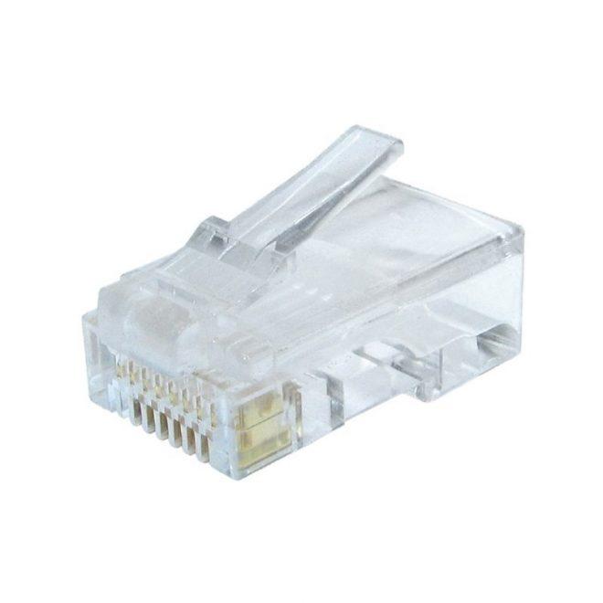 Gembird Conector RJ45 Cat.6 UTP Sólidos (10 uds.)