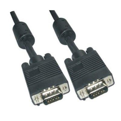 Cable Conmutador Vga 6 metros Negro