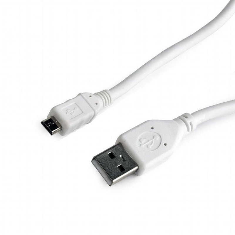 Gembird Cable USB 2.0 A/M a MicroUSB B/M 1 Mts Blc