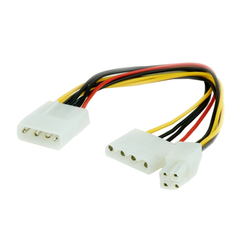 Gembird Cable Divisor Alimentación Interna con ATX
