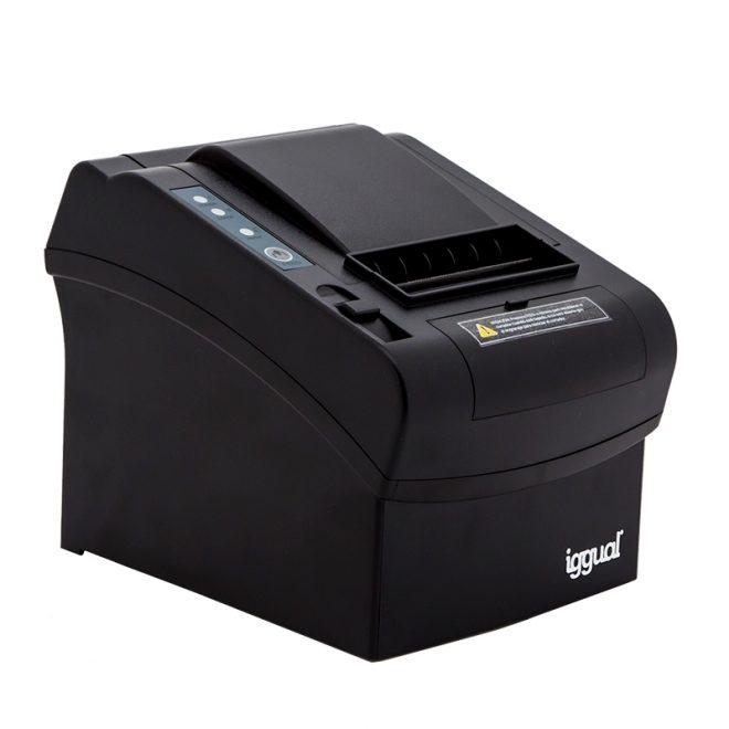 iggual Impresora Térmica TP8001 Usb+RS232+Ethernet
