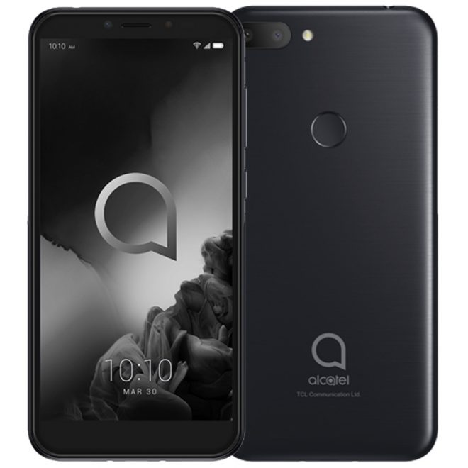 "Alcatel 1S 5024D 5.5"" OC1.6GHz 32GB 3GB Negro"