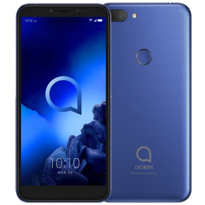 "Alcatel 1S 5024D 5.5"" OC1.6GHz 32GB 3GB Azul"