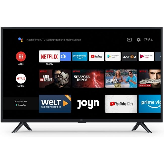 """XIAOMI Mi TV 4A 32"""" Smart TV HD 3xHDMI 3xUSB W Bt"""