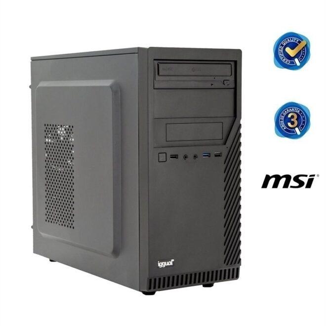 iggual PC ST PSIPCH413 i3-8100 8GB 120SSD W10Pro